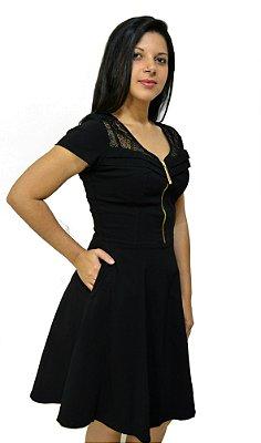 4080 - Vestido Marina - Mulata Café