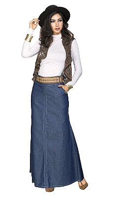 CT750- Saia Longa com cinto- Colt Jeans