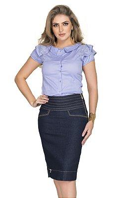 RW4122 - Saia Jeans Longuete - Rowan