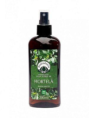 Hidrolato Natural de Hortelã Pimenta 200ml BioEssência