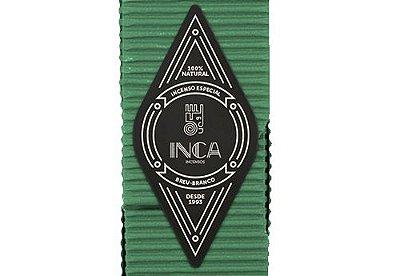 Incenso Terapêutico Breu-Branco - Especial (caixa 9 Varetas) Inca Aromas