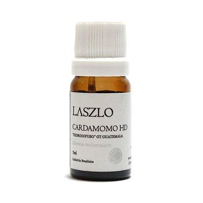 Óleo Essencial de Cardamomo Laszlo (Hidrofuso) GT Guatemala 5ml