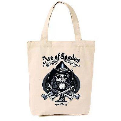 Ecobag Motörhead Ace Of Spades - Lemmy Kilmister