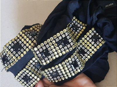 Blusa Black Sacada