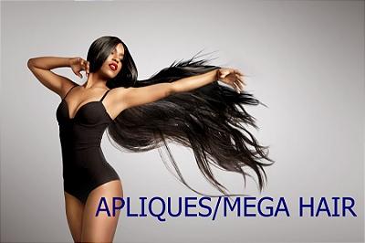 Apliques/ Mega Hair