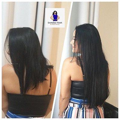 Mega Hair colocação