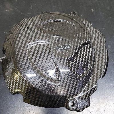 Tampa do Motor em carbono Leo Vince - S1000RR