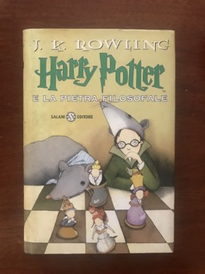 Harry Potter e La Pietra Filosofale (ITALIANO)