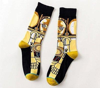 Meia C-3PO | Star Wars