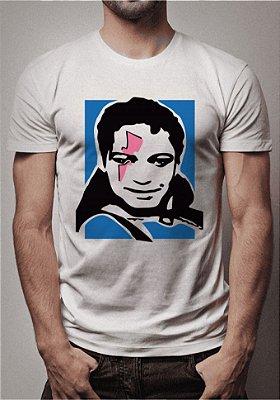 Camiseta Vanessão Bowie