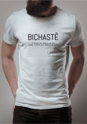 Camiseta Bichastê