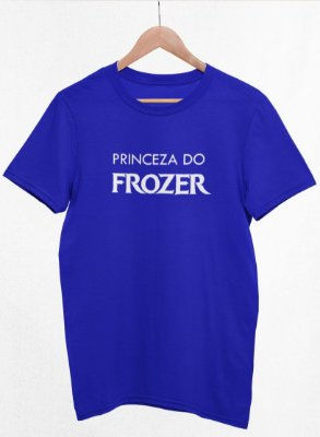 Camiseta Frozer