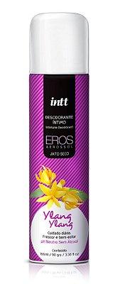 EROS - Desodorante Íntimo | Aroma: Ylang Ylang