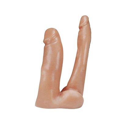 PÊNIS DUPLO - Tamanho: 13,5 x 44 cm | 16 x 2 cm - 1960A.B