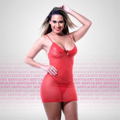 JHENIFFER - Camisola CM034 - Cor: Vermelha | Le Rouge