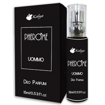 PHEROME UOMMO - Perfume Afrodisíaco Masculino