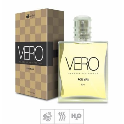 VERO - Perfume Afrodisíaco Masculino | Sensual Deo Parfum For Man 50ml