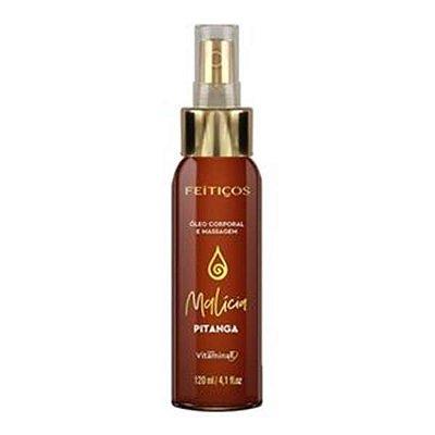 FEITIÇOS - Óleo Afrodisíaco Para Massagem - Significado: Malicia Aroma: Pitanga