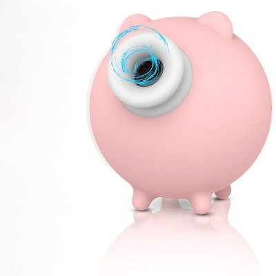 PIGGY - Estimulador de Clitóris com Pulsação -  7 Modos de Sucção | 6433