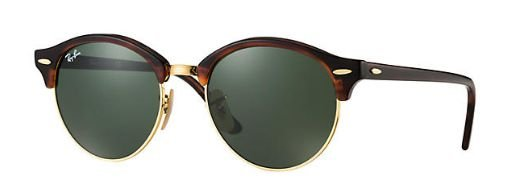 RAY-BAN CLUBROUND 990