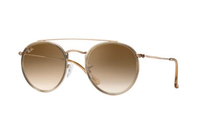 RAY-BAN ROUND DOUBLE BRIDGE 3647N 9070/51