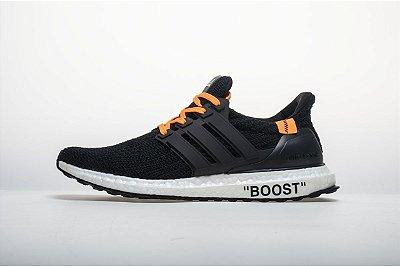 898bc9df771 Tênis Adidas Ultraboost 4.0 - Feminino - Vermelho e Preto - Os ...