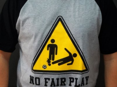 Camisa No FairPlay Raglan
