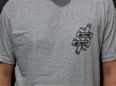 Camisa No Pyro No Party