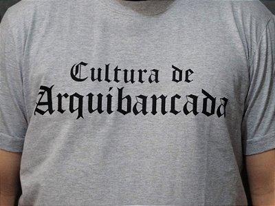 Camisa Cultura de Arquibancada