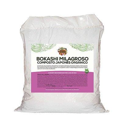 Bokashi Milagroso do Jardineiro Amador