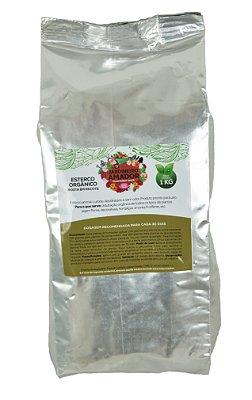 Bosta em Pacote (Esterco Orgânico Desidratado e sem Cheiro)