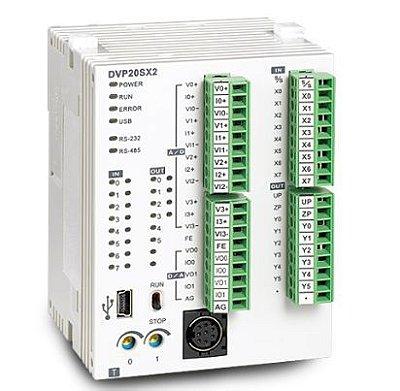 CLP CPU DVP20SX211S - Delta