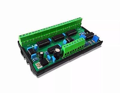 Módulo de Temperatura 9711 PT100 - Alfacomp