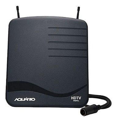Antena Interna Digital Vhf Uhf Hdtv Fm Envio Full Dtv-1100