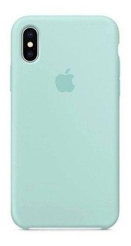 Capa Capinha Aveludada Premium iPhone 7 iPhone 8 E Se 2º G