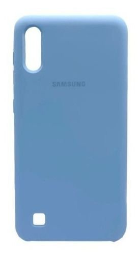 Capa Capinha Veludo Silicone Samsung Galaxy A10 M10 M20 M30