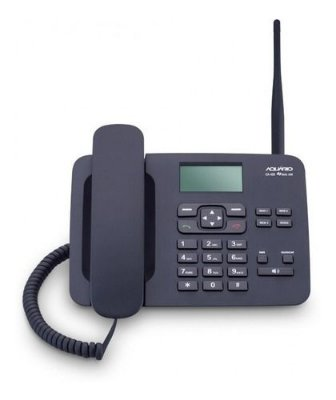 Telefone Celular Rural Mesa Aquário Desbloqueado Global Nf