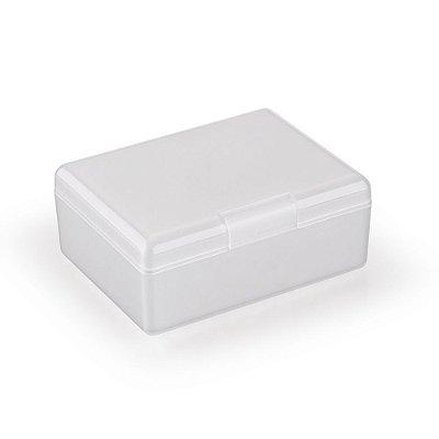 Caixa Box Organizadora Sem Divisórias Fechamento FlipTop