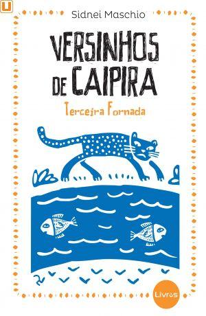 VERSINHOS DE CAIPIRA - VOLUME 3 - Sidnei Maschio