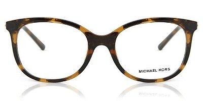 Óculos de grau Michael Kors MK 4061U OSLO 3333 5118140