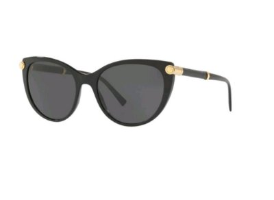 Óculos de Sol Versace VE4364Q GB1/87 55 - Preto
