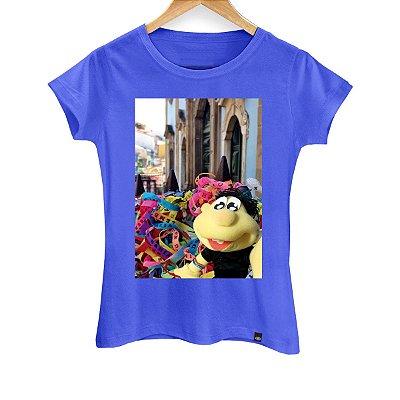 Camiseta Feminina Brutinho no Bonfim
