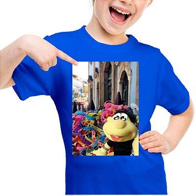 Camiseta Infantil Brutinho no Bonfim