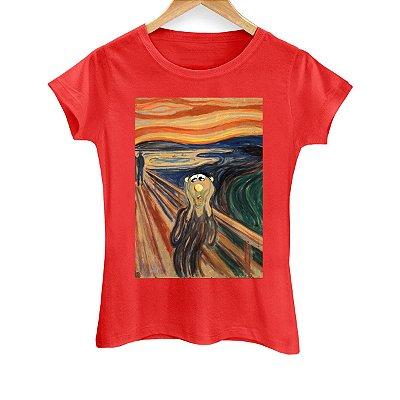 Camiseta Feminina Brutinho na Noruega