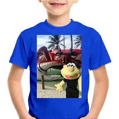 Camiseta Infantil Brutinho em Sergipe