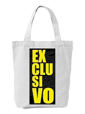 Ecobag Exclusivo