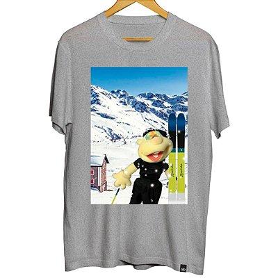 Camiseta Masculina Brutinho na Neve