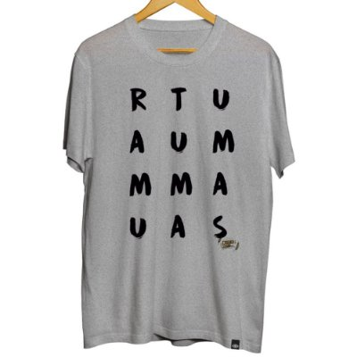 Camiseta Masculina Ramu Tuma Umas