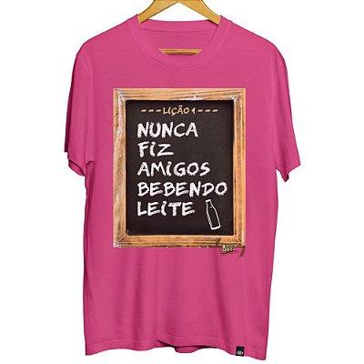 Camiseta Masculina Lição 1