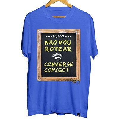 Camiseta Masculina Lição 3